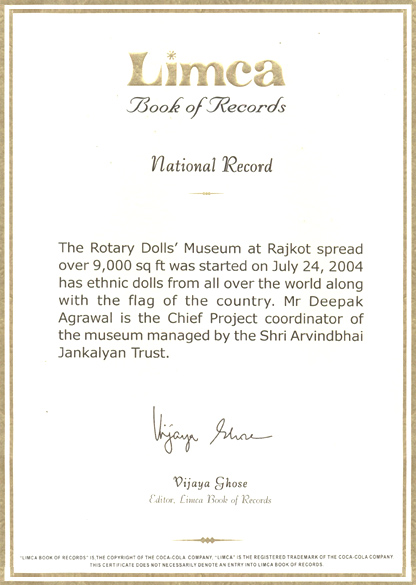 Limca Book of National Record
